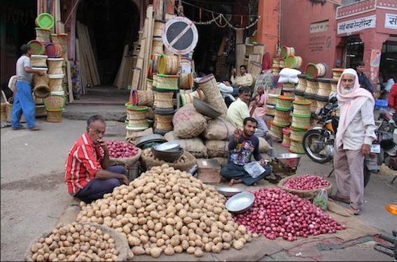 Street Jaipur